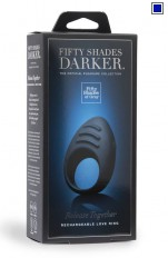 50 Shades Darker - Release Together Love Ring