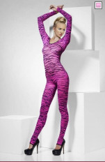 Fever - 33869 Bodystocking Zebra