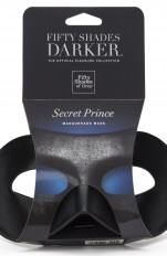 50 Shades Darker - Secret Prince Masquerade Mask