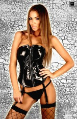 Gorsety latex 7heaven - Geiri Gorset Latex