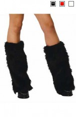 Dodatki Claudia Fantasy - Furry Boot Covers