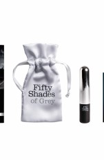 50 Shades of Grey - Pure Pleasure Vibrating USB Bullet